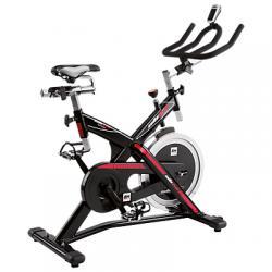 BH Fitness SB Series SB2.6 H9173 Indoor Studio Bike, Gloss Black