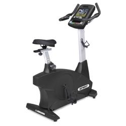 CU800 Upright Exercise Bike with TFT Screen (Black)