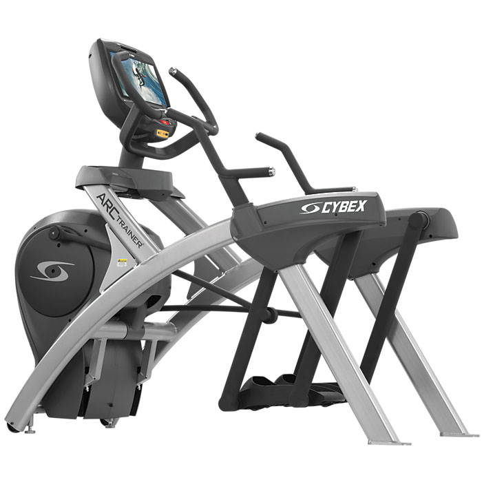 Cybex 770A Lower Body Arc Trainer with Embedded Monitor