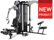 Inspire M5 Twin Stack Multi Gym