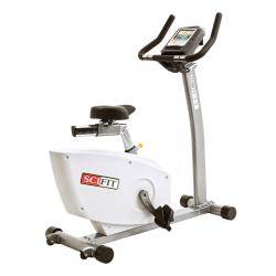 ISO7000 Upright Bike Bi Directional Cool Grey