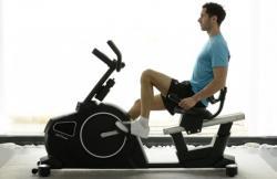 JTX Cyclo-5: Recumbent Exercise Bike (Self Powered)