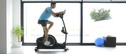 JTX Self Powered Exercise Bike