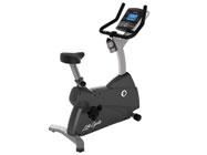 Life Fitness C1 Upright Exercise Bike