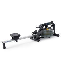 Neptune Challenge Fluid Rower (Adjustable Resistance)