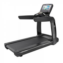 Platinum Club Series Treadmill with DISCOVER SI Console (Black Onyx)