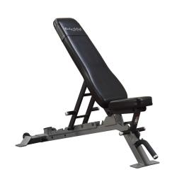 Pro Club Line Commercial Flat/Incline/Decline Utility Bench