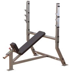 Pro Club-Line Incline Olympic Bench
