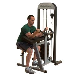 Pro-Select Bicep/Tricep Machine with 310lbs Weight Stack