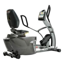 REX7000 Recumbent Elliptical Trainer Charcoal
