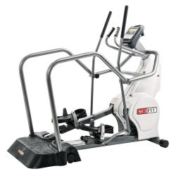 SXT7000E Elliptical Trainer Easy Entry Cool Grey