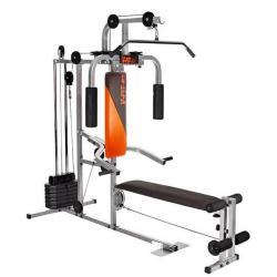V-fit Herculean Cobra Lay Flat Multi Gym
